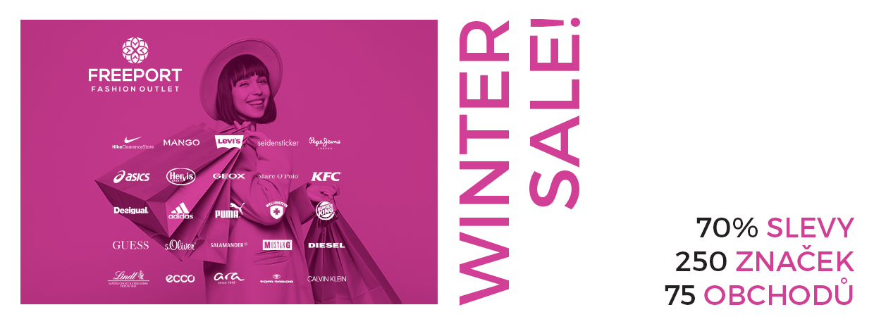 Winter Sale 2019 CZ