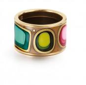Smaltovaný prsten z oblíbené kolekce Ode to Joy of life od FREYWILLE