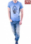 JOHNSON T-SHIRT RETRO JEANS