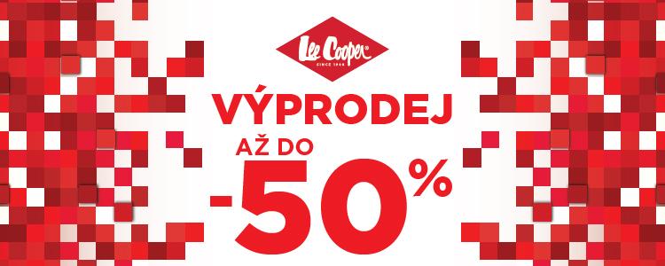 Lee Cooper Výprodej až do -70%  d823739eb4