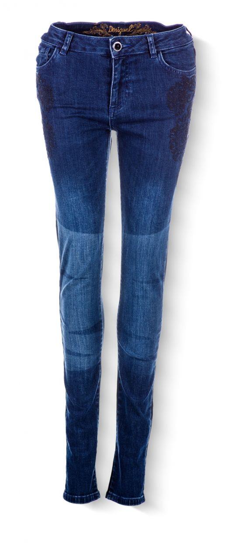 Desigual - dámské kalhoty ... 6e774ed545