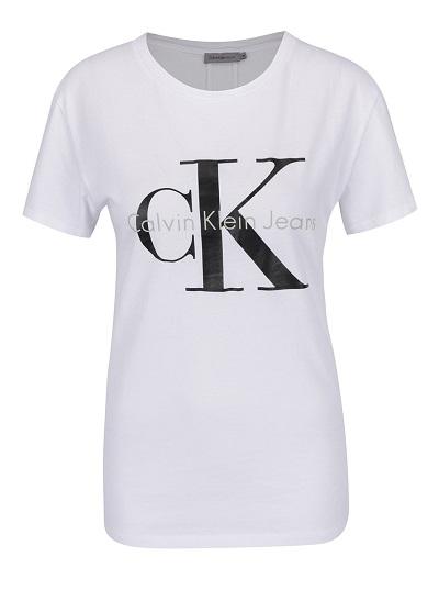 ebbe255dc Dámské triko Calvin Klein | Freeport Fashion Outlet