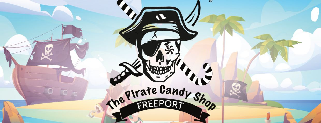 The Pirate Candy Shop